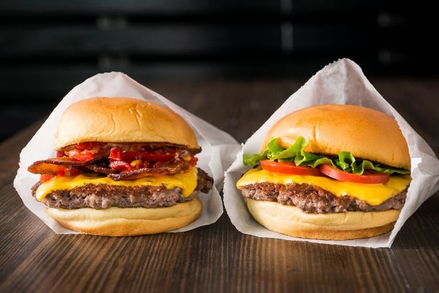 Shake Shack's fourth Chicago-area location opens in Fulton Market Wednesday.