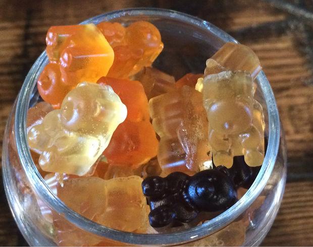 Gummy Beer Bears
