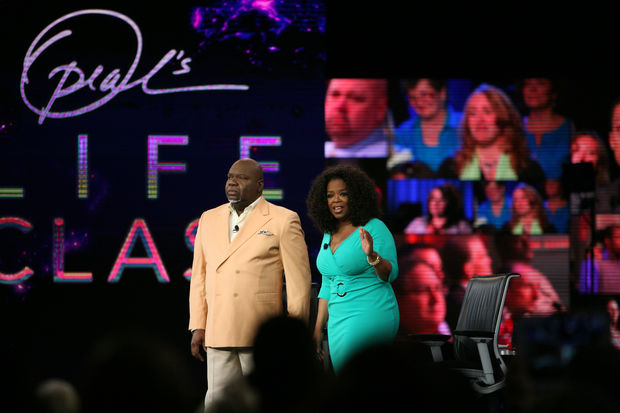 T.D. Jakes on the Oprah Show