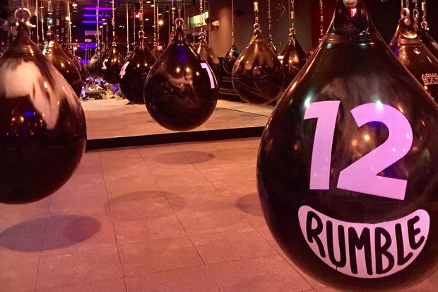 Rumble plans to open its Upper East Side gym later this year.