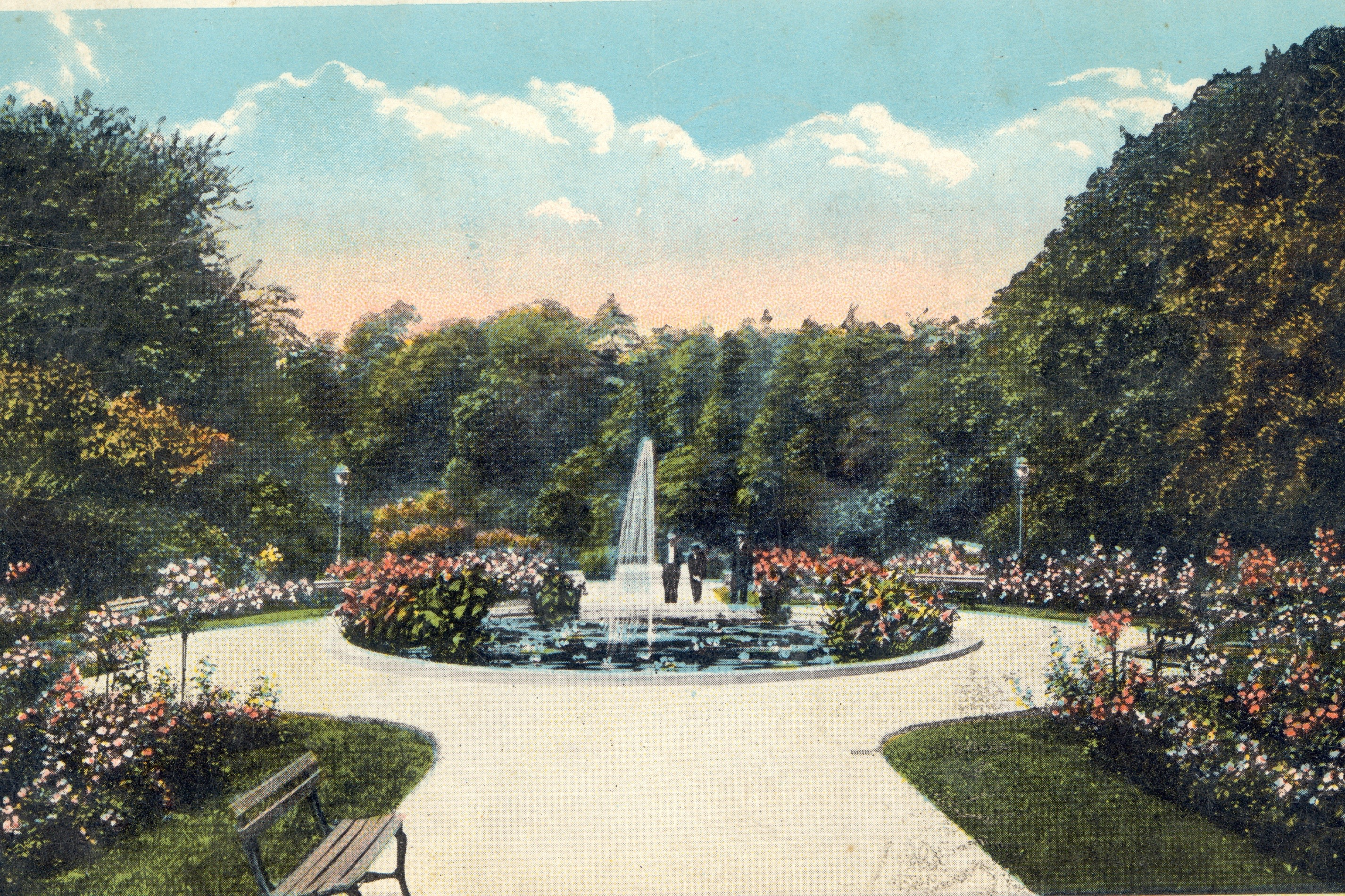 Prospect Park 39 S Rose Garden To Get Art Installation And