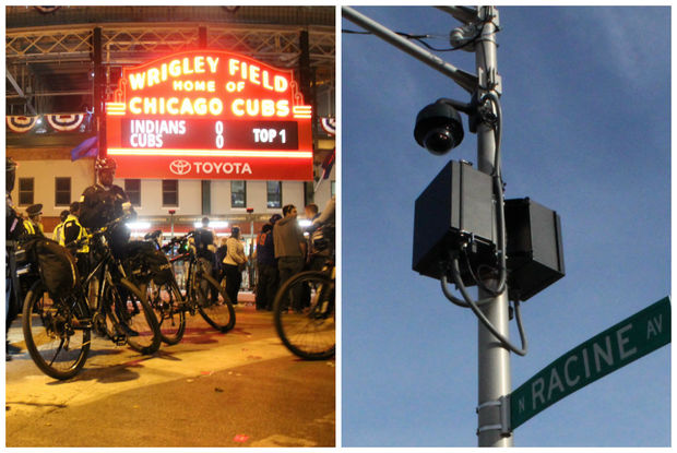 Cubs To Give $1M To Put 30 Police Cameras Throughout Wrigleyville