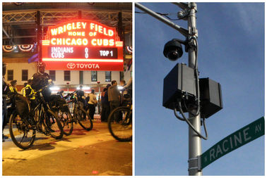 Cubs To Give $1M To Put 30 Police Cameras Throughout Neighborhood