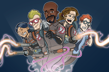 See 5 Different Theatrical Takes On 'Ghostbusters' At Filament Theatre