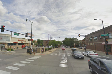 A left turn arrow at Irving Park Road and Kedzie is one of the projects chosen to receive money from Ald. Deb Mell's infrastructure budget in the 33rd Ward.
