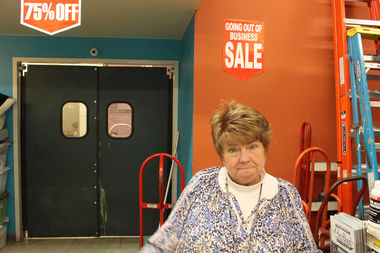 Kim Tipre is preparing to close her family-run hardware store after moving it down North Avenue just two years ago.