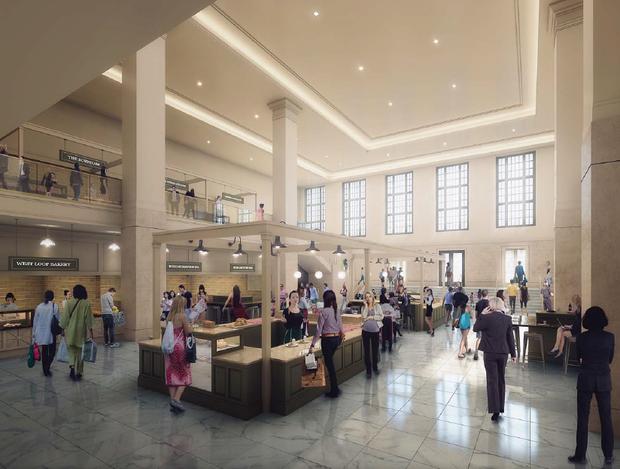 Firm will run $1 billion overhaul of Union Station