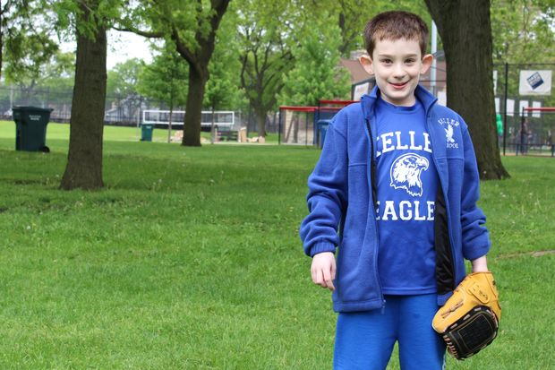 Some 150 Special Olympians converged on Kennedy Park Thursday to play softball and t-ball. The athletes are playing in a league ahead of a citywide tournament June 6 and 7 in Washington Park.