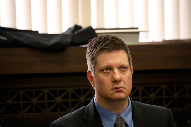 Chicago Police Officer Jason Van Dyke, 39, is charged with official misconduct, first-degree murder and aggravated battery with a firearm.