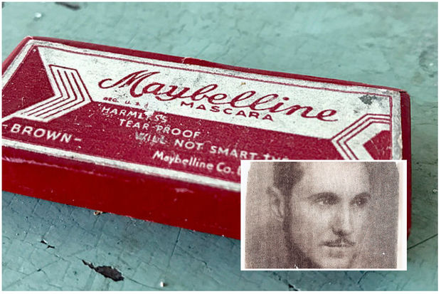 Maybelline cosmetics was invented right here in Chicago by a man who, only after his death, would come to be known as the LGBT business pioneer that he was.