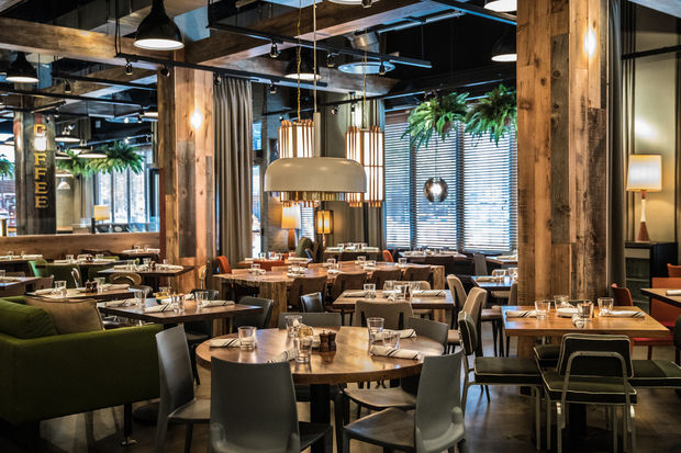 Beatrix will open its third location in Chicago at 834 W. Fulton Market in Fulton Market Wednesday.