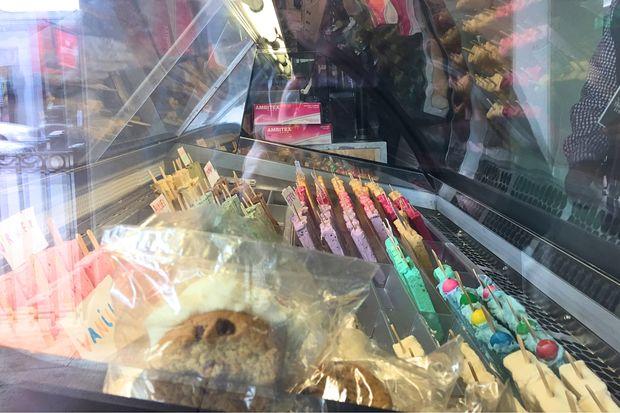 Gordo's Ice Cream Bars opens Thursday at 1120 W. Granville Ave.