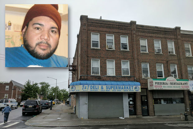 A man, who family identified as Fernando Gonzalez, was fatally shot outside 40-38 162nd St., police said.