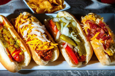 Gobble Doggs, the new concession stand moving into the LaSalle Street Metra Station, sells turkey hot dogs that are a healthier alternative to their beefy counterparts.