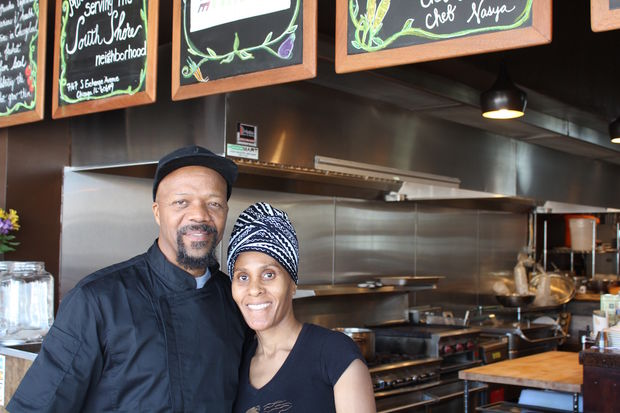 Majani is the latest vegetarian option to open in South Shore.
