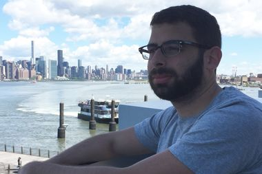 Brandon Gollotti is leaving the Williamsburg waterfront this month for Downtown Brooklyn in search of better transit options.