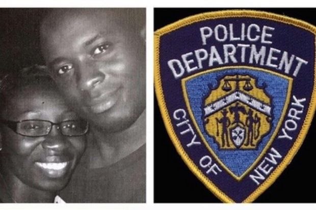 NYPD Officer Dalsh Veve, a married father of a 2-year-old girl, was critically injured