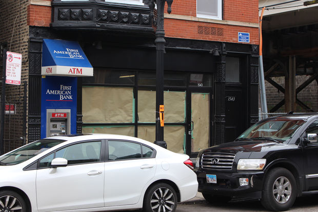 The 5 Boroughs Pizza & Subs shop has closed at 1543 N. Sedgwick St.