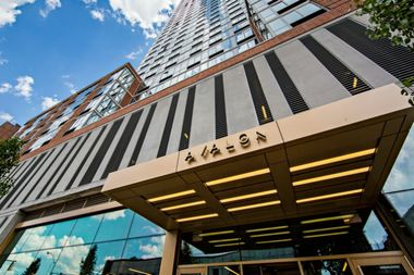 The Avalon West Chelsea on 11th Avenue.