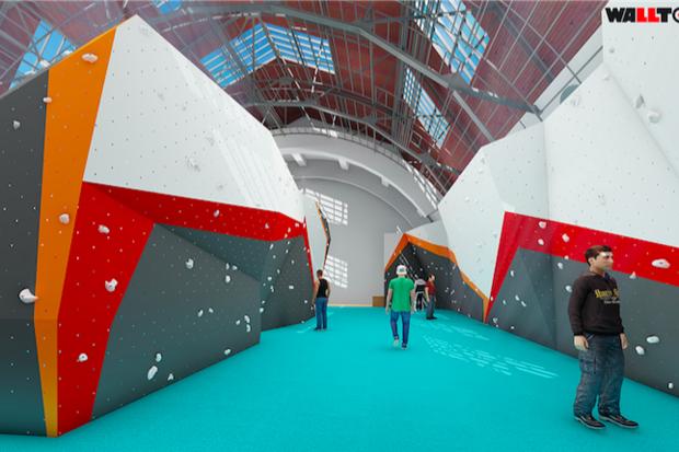 Rock-Climbing Gym Coming to 125th Street Next Spring