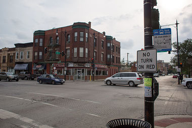 The effort to breathe new life into the Halsted Street commercial district dates back decades.