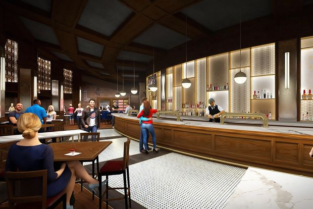 The 1914 Club will open in 2018 and be the largest and most expensive of the four premier clubs