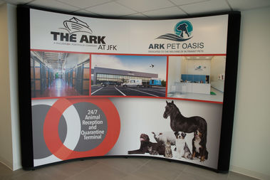 The ARK at JFK is set to open in the fall, officials said.
