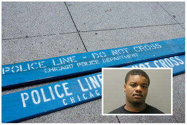 Quinton Gates, 18, has been charged with murder in a fatal shooting, police said.