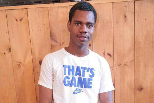 Kieth Kyser, 17, was gunned down on a street corner Friday morning, family said.
