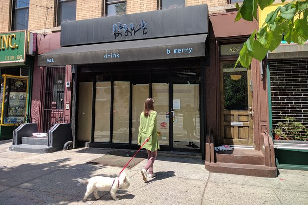 The former bar Plan B will open as a French bistro-style restaurant by the end of the year, its owners said.