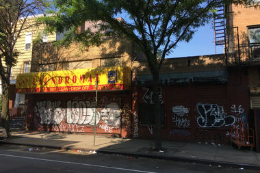A new six-story, 16-unit apartment building is set to replace a shuttered laundromat at 245 Franklin Ave. in Bed-Stuy, according to permits filed last week with the Department of Buildings.