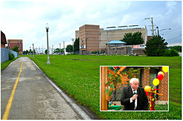A new passive green space along the North Shore Channel Trail could be named after former Ald. Bernard Stone (50th).