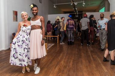 Last year, Kristen Kaza and Elijah McKinnon launched Reunion Chicago, a co-working studio and event space in Humboldt Park.