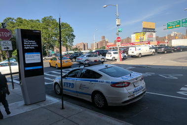 A livery cab knocked Gabriel Garcia into the path of another car that then ran him over at East 138th Street and Walton Avenue, police said.