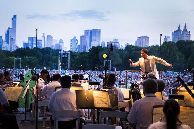Alan Gilbert, will close out his career as New York Philharmonic music director with this series conducting pieces by Dvorak, Bernstein, and Gershwin.