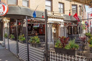 Houndstooth Saloon is celebrating its anniversary with big discounts for patrons.