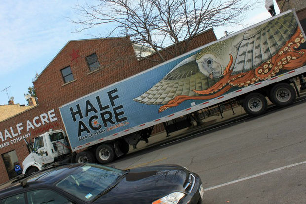 Tickets are on sale now for Half Acre's second annual party at its Bowmanville brewery.