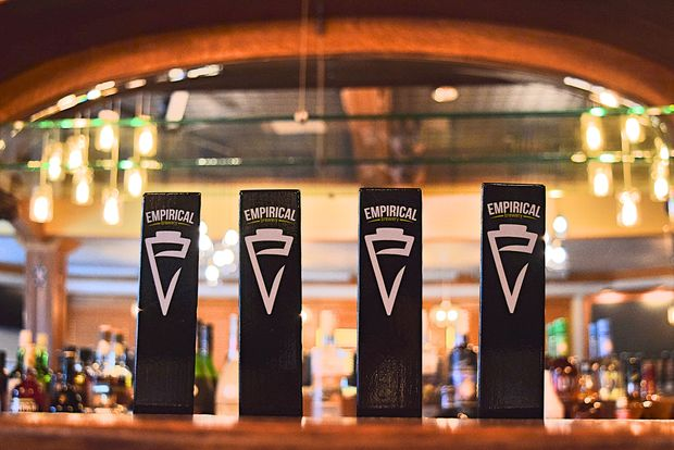 Empirical Brewery's new brew pub in Rogers Park opens Tuesday with a food menu that's 70 percent beer-infused.