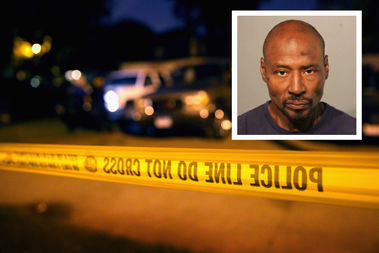 Dexter Barnes, 47, was denied bail Tuesday following the Saturday slaying.