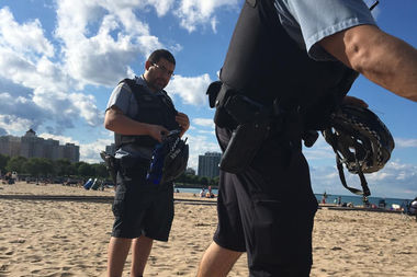 Drinking On The Beach? Be Prepared To Get A Ticket