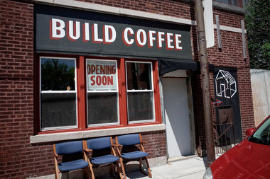 Build Coffee will have a grand opening Saturday in time for the 61st Street Farmers Market.