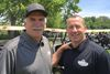 Coach Q, NHL Coaches Raise Money For Youth Hockey At Beverly Golf Outing