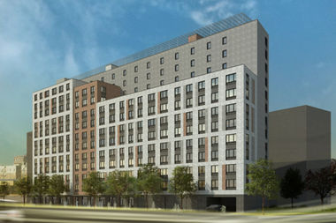 Housing Lottery Open For 822 Per Month Apartments In Mott Haven Concourse New York Dnainfo