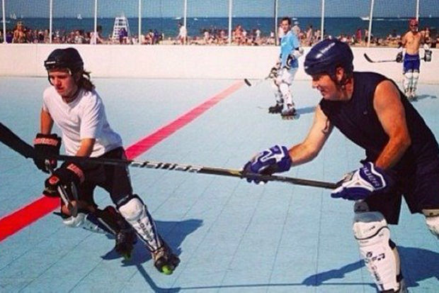 Roller Hockey, Volleyball, Parkour Classes Coming to Grant