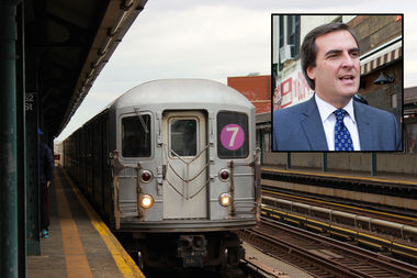 State Sen. Michael Gianaris, who represents western Queens, wants Cuomo and fellow legislators to use their remaining time in Albany to secure a plan to fund and fix the MTA.
