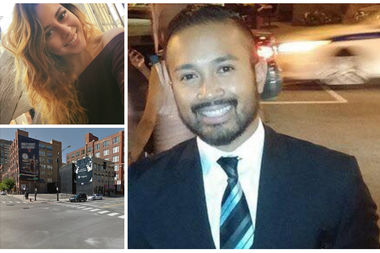 Anthony Milder, who reportedly was the driver in a car crash that killed Alejandra Damian early Monday and shut down the Ontario feeder ramp for seven hours, was found dead in his Bucktown apartment Monday night.