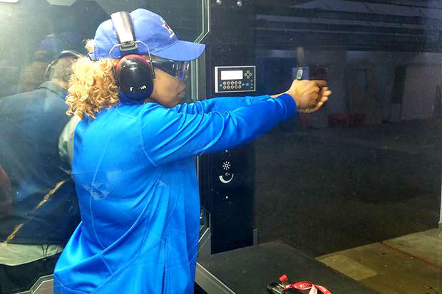 Javondlynn M. Dunagan opened JMD Defense & Investigations to teach women how to safely handle and use guns.