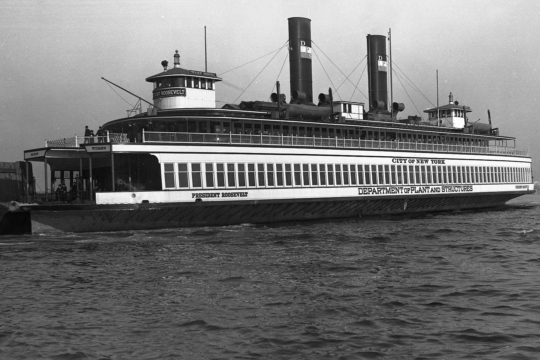 Book color line ferry - When Staten Island Became Part Of New York City Local Government Took A Controlling Stake In The Line Before Fully Owning It By 1904 Leone Explained