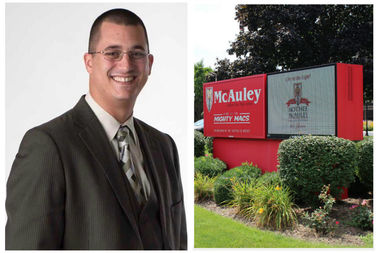 Joffrey Bywater has been named assistant principal for curriculum, instruction and technology at Mother McAuley High School.