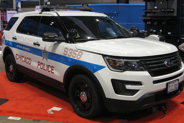 Chicago Police Rolling Out New Cars Made In The City